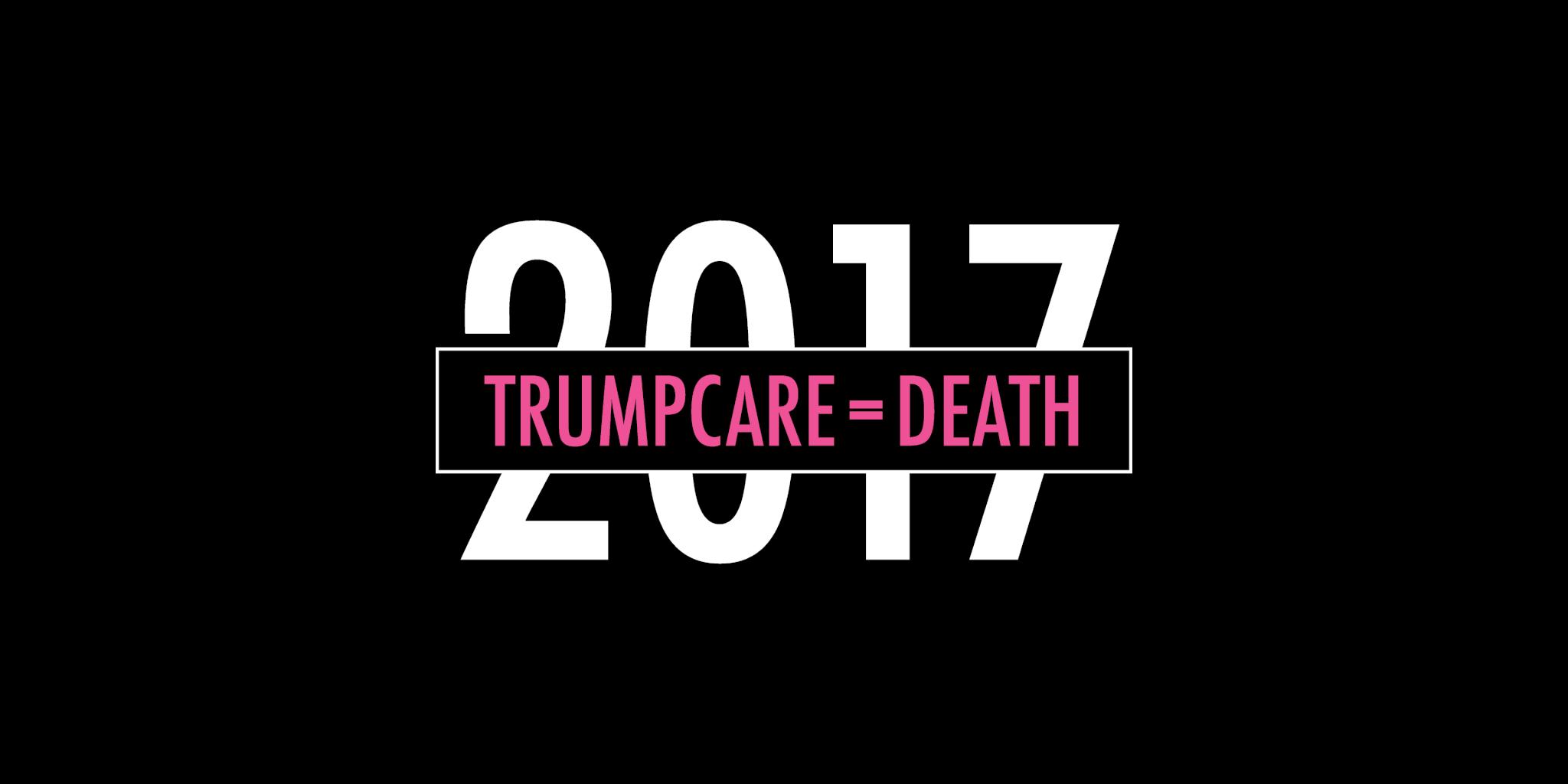 APLA Health Trumpcare Graphic Design Marketing Campaign On Case Study Page