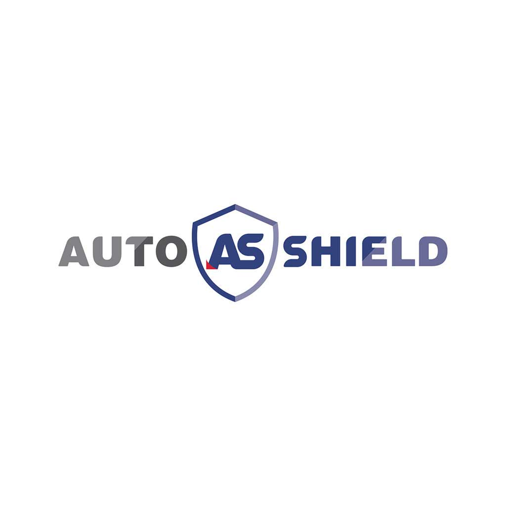 Auto Shield logo design.