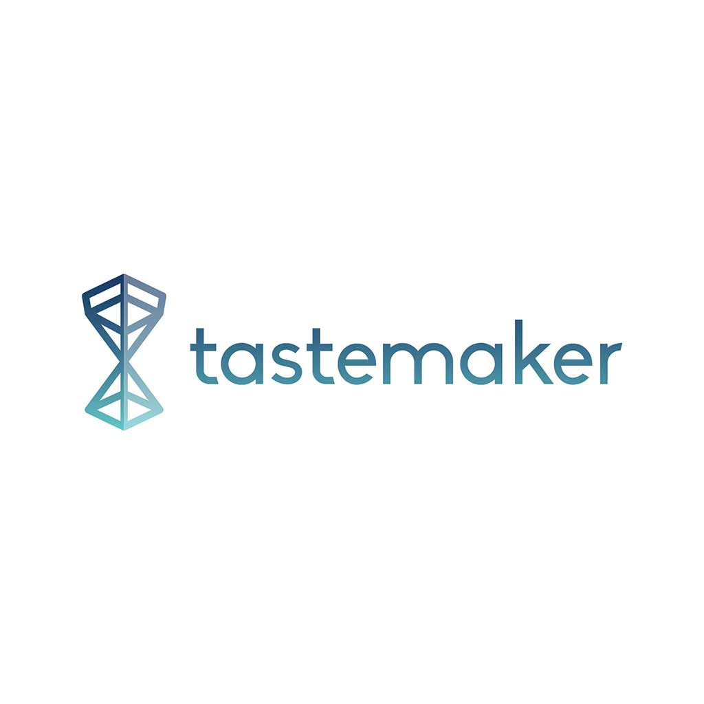 Tastemaker Supply logo design.