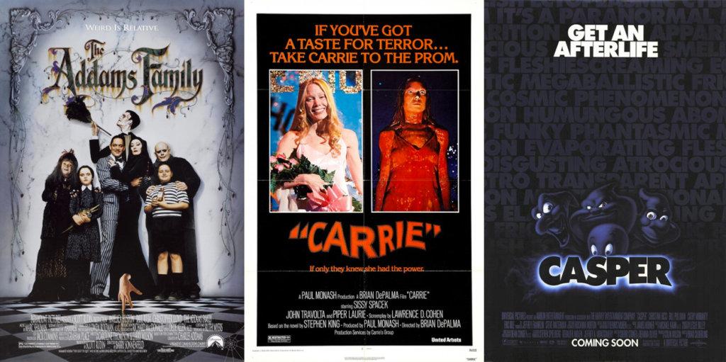 Iconic Halloween Movie Poster Designs - POP THE PIXEL